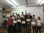 YOUNG BUSINESS TALENT. alumnes batxillerat EscolaJoviat